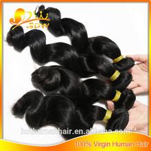 Xuchang BDW Hair New Product Aliexpress 100 Percent Human Hair India