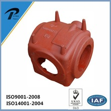 price per kg iron casting about the tractor of front tank
