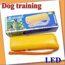 Ultrasonic Pet Dog Repeller Training Device Trainer - TRAINING + REPELLER + LED light