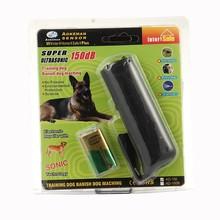 High-power multifunctional ultrasonic drive dog machine stop barking dog training device electronic collars controller