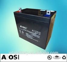 12V 80Ah Sealed Lead acid Battery AGM battery heated blankets