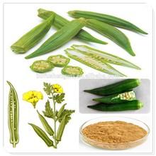 dried okra powder/dried okra powder extract/wholesale price okra