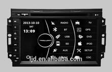 car radio gps for jeep wrangler/Commander/Compass/Liberty/Patriot/Grand Cherokee