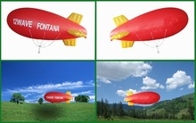 The best quality airships future/cheap inflatable advertising balloons/inflatable floating advertising balloon