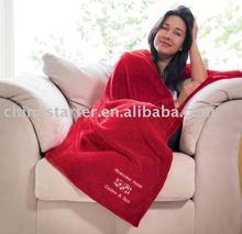 fashion polar fleece blanket