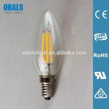 2015 Professional LED Filament Dimmable c7 e12 led bulb