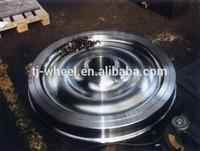 GM serials locomotive wheels