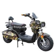 Electric motorcycle ZUMA camouflage