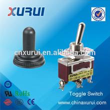 UL&RoHS hot sale mini button switch toggle