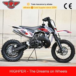 2015 9.0HP 2 stroke Kick Start 50cc Motorcycle with KTM engine (DB502B)