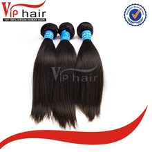 top grade wholesale 100% straight weft vigin remy brazilian 2015 new! blond silky straight wave