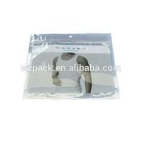 aluminum foil plastic underwear packaging pouch bag