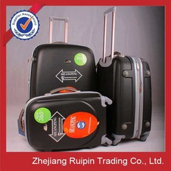 international high-quality ABS/PC material trolley luggage,factory directly provide president luggage