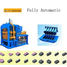 High quality classical multifunctional brick machine africa