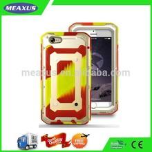 Camouflage Three Anti Metal Wholesale Cell Phone Cases, Durable Waterproof Drop Resistance Dustproof Ip 6 Cases