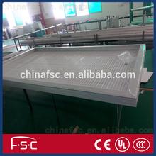 Big size aluminum frame fabric customized led light box
