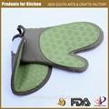 2014-2015 del hogar guantes de silicona, calor guantes aislantes, la fda de silicona guantes de horno