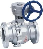 ASTM Petrol/HSD Gear Operated ball valve dn200