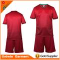 Venta al por mayor 2014 de la copa mundial de traje de fútbol barato, Uniforme del fútbol de Portugal