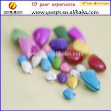 YIPAI craft colorfulmental peach heart bell