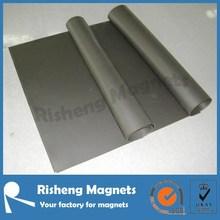 ferrous sheet Flexible rubber magnet sheet magentic receptive sheet