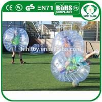 HI CE high quality bumper ball soccer