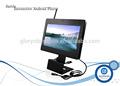 "Kiosco publicidad 10 "" monitor, 1080 p full hd media player"