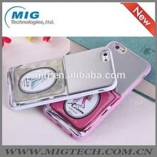 Korea Nail Polish hard cover for iphone 6 plus, Phone accessory for Apple iphone 6 plus case 4 colors