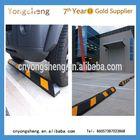 Zhejiang haining yongsheng high quality rubber wheel stopper