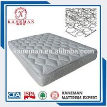 Best selling nice dream pillow top bonnell spring mattress