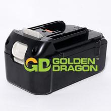 "Replacement 36V 3.0Ah Li-ion power tool battery BL3626, cordless drill battery for Maki-ta, BHR261 36V LXT Cordless 1"" Rotary Ha"
