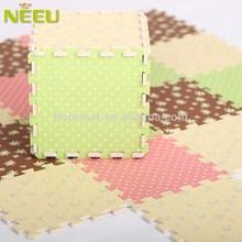 [NEEU] EVA Floral Indoor Carpet waterproof child sleeping Mat