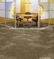 VCT carpet tiles