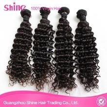 Super qualité 100% coudre cheveux humains extensions de cheveux humains produits pour les cheveux dominicaine