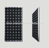 china supplier High performance 400 watt solar panel