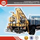 China hot sale truck crane 3.5t