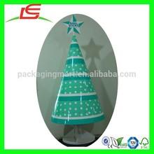 N897 Fancy Christmas Tree Pop Cardboard Display Wholesale Manufacturer