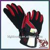 Wholesale Exquisite Winter Cycling Black Adjustable Micro fleece glove