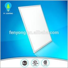 AC100-277v/277-347v 40W square flat led panel ceiling lighting dlc approved America market