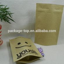 candy packaging thin kraft paper bag