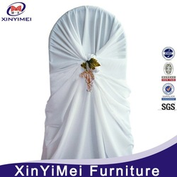 Spercial ivory fancy chair cover