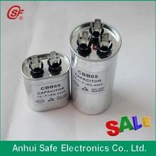 CBB65 450V 50UF air conditioning compressor capacitor start capacitor volume 125x50