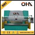 "International"" oha"" marque hydraulique presse plieuse we67y-63t/2500, frein hydraulique presses, hydraulique cintreuse cnc"