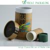 Custom Printing brown kraft paper box packaging with CE certificate