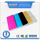 wholesale promotional 12000mah portable power bank charger, mobile charger fit for all mobile phones