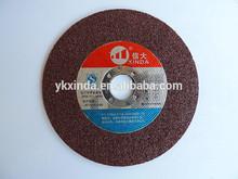 4.5'' 115x6x22.2mm diamond resin bond sial metal grinding and polishing wheels