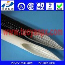 Good insulation Silicone fiberglass sleeve