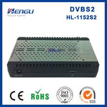 good price dvb s2 MPEG4 H.264 FTA digital mini best hd satellite receiver set-top box