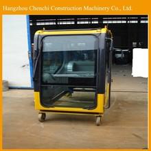 PC200-7 excavator cab