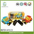 Carro engenharia controleremoto 4ch caminhão caminhão do rc, cartoon rc do carro do caminhão